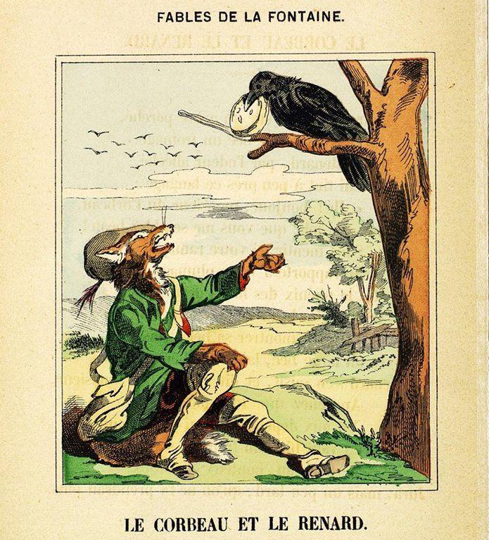 actualité 2 corbeau-renard